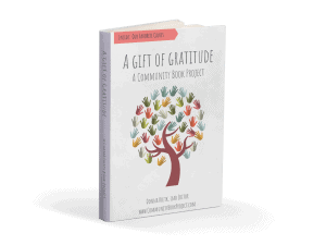 Photo of book cover-A Gift of Gratitude